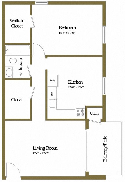 Painters Mill Apartments eBrochure