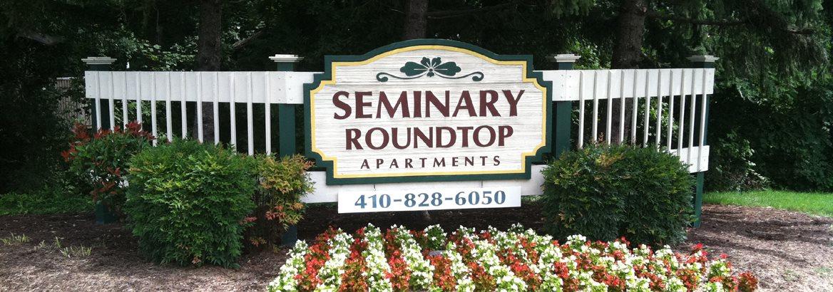Seminary Roundtop Apartments eBrochure