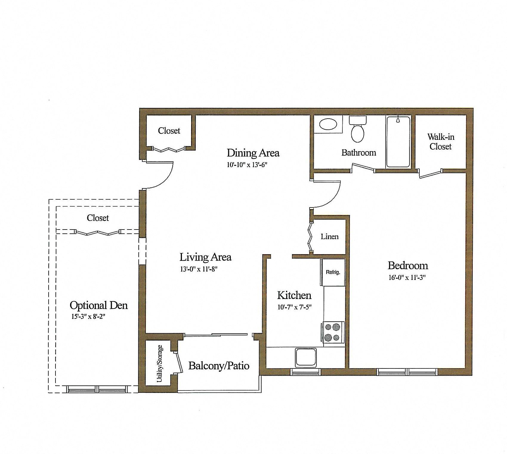 1 2 bedroom apartments in abingdon md woodsdale - Cheap 2 bedroom apartments in tulsa ok ...