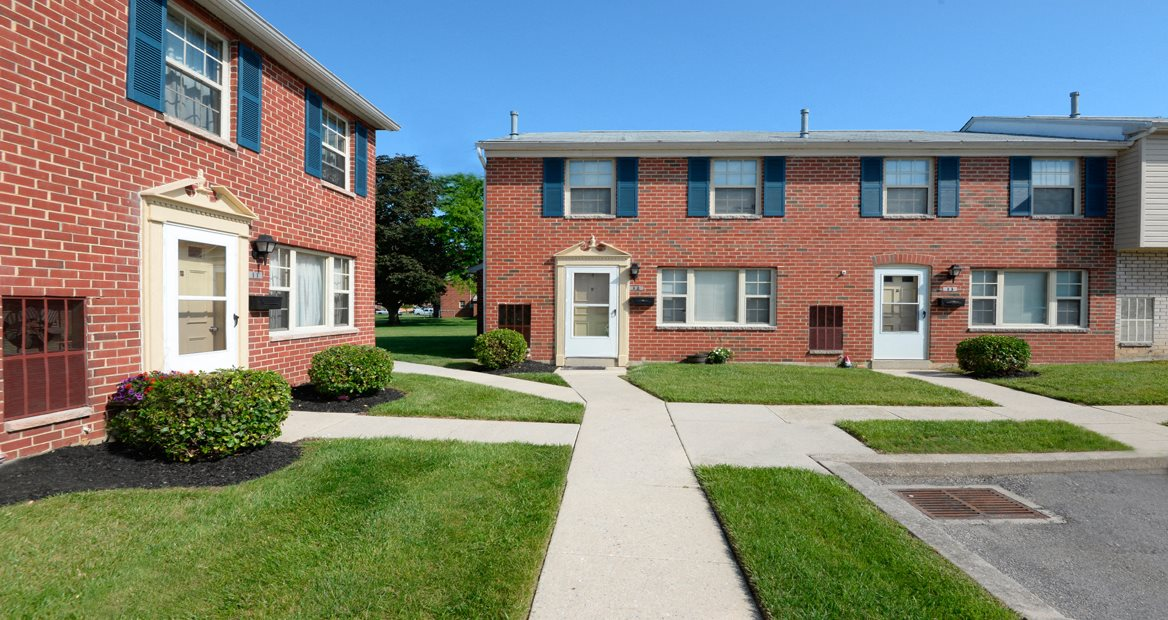 Yorktowne Townhomes Apartments In Hanover Pa