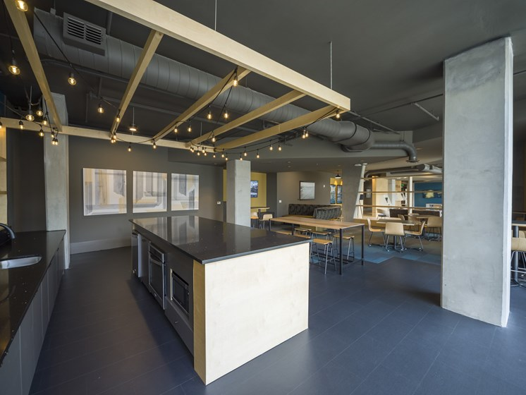 Lofts at LaVilla | Jacksonville, FL | Hospitality Area