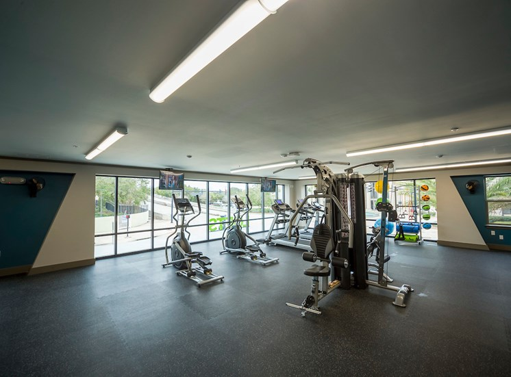 Lofts at LaVilla Fitness Center