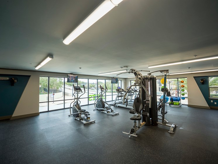 Lofts at LaVilla | Jacksonville, FL | Fitness Center