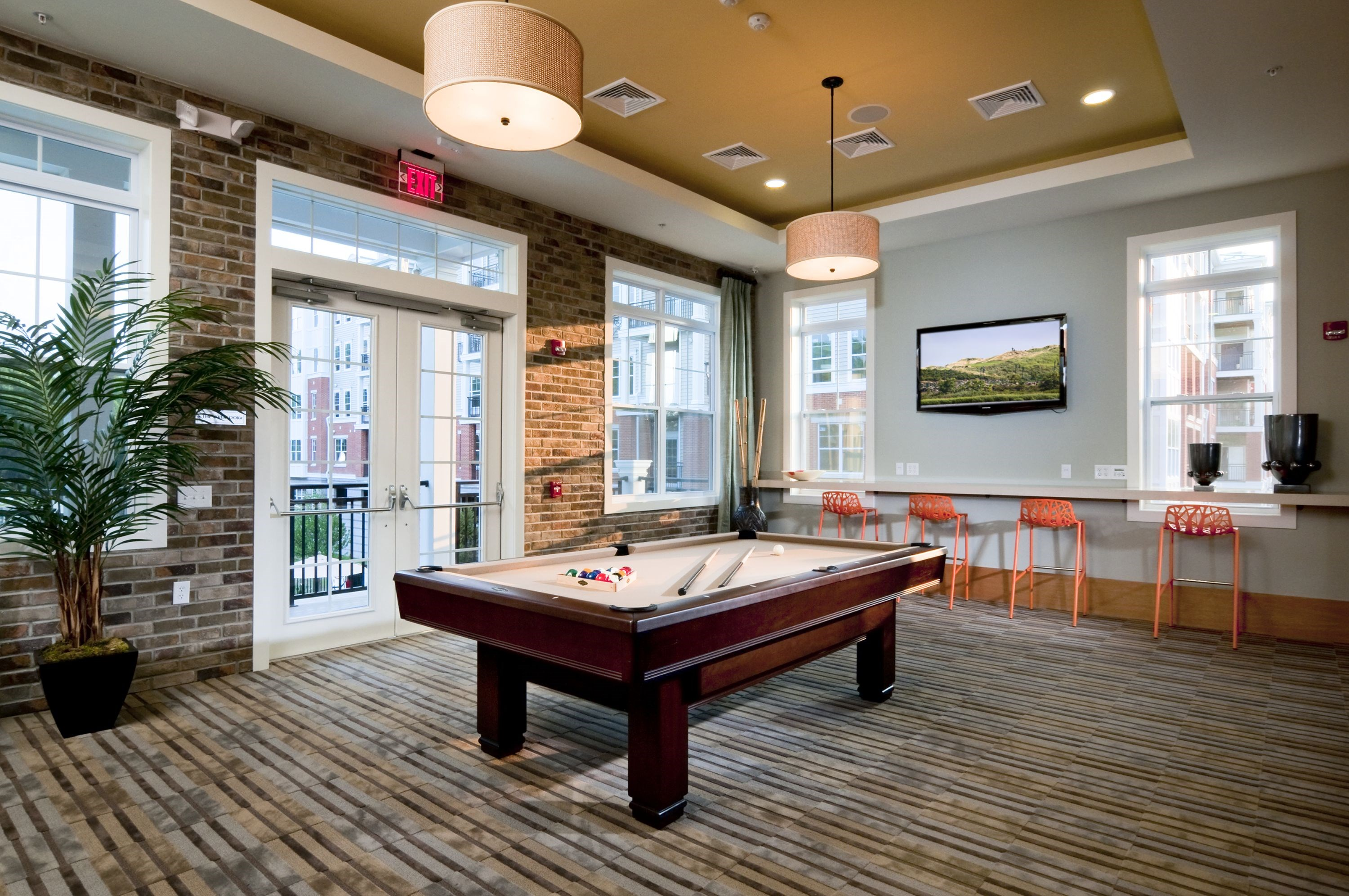 Billiards at The Reserve at Riverdale Apartments in Riverdale, NJ