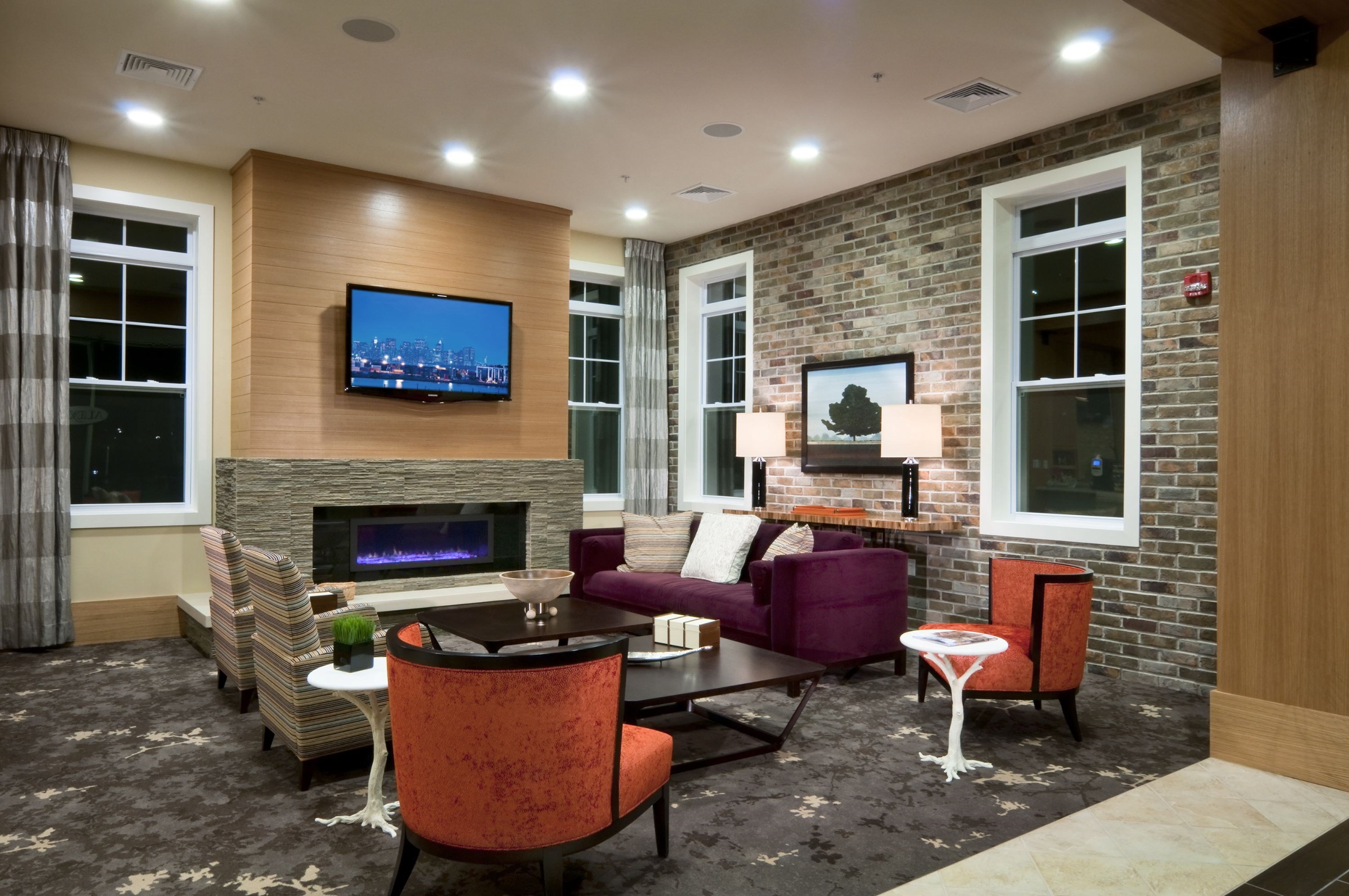 Clubhouse at The Reserve at Riverdale Apartments in Riverdale, NJ