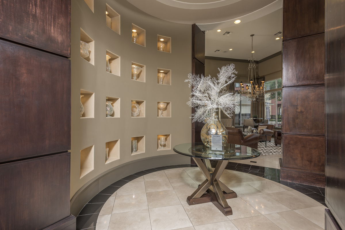 Luxurious Foyer at Marquette at Piney Point, Houston, TX, 77063