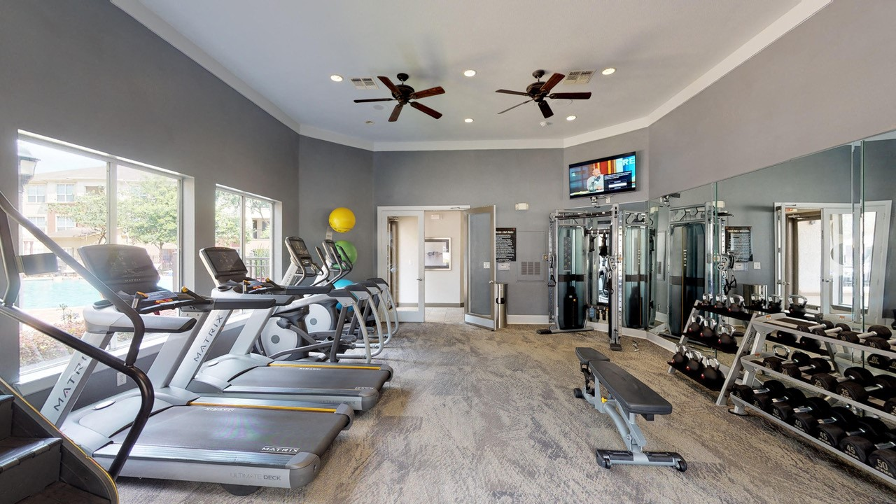 Cardio Studio at Marquette at Piney Point, Texas