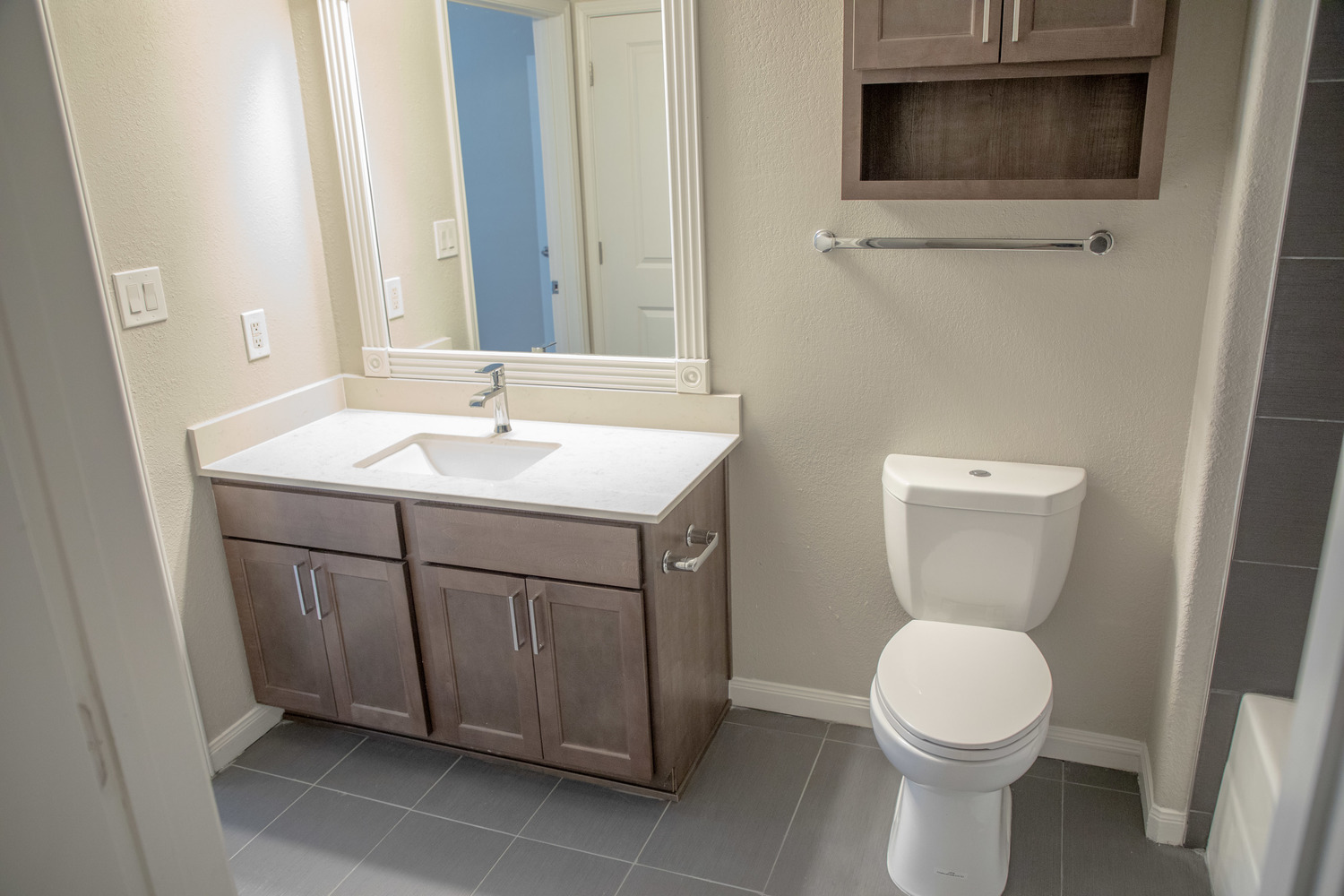 Spacious Bathrooms at Marquette at Piney Point, Houston, Texas