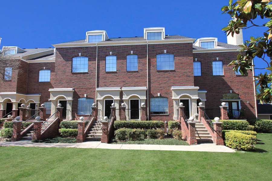 Beautiful Brick Construction at Marquette at Preston Park, Plano, TX, 75093