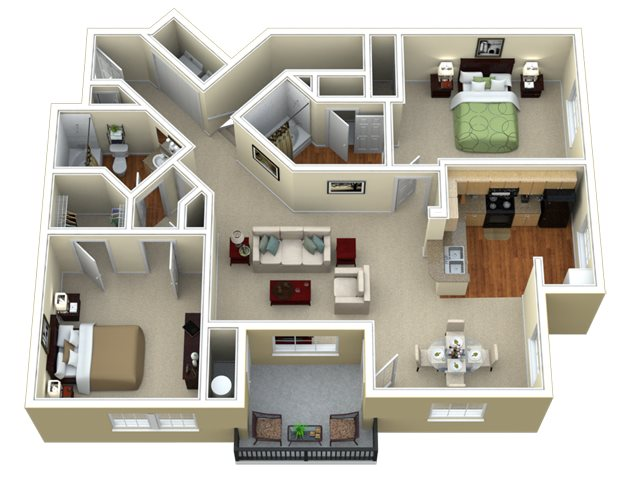 B2B Floor Plan 12