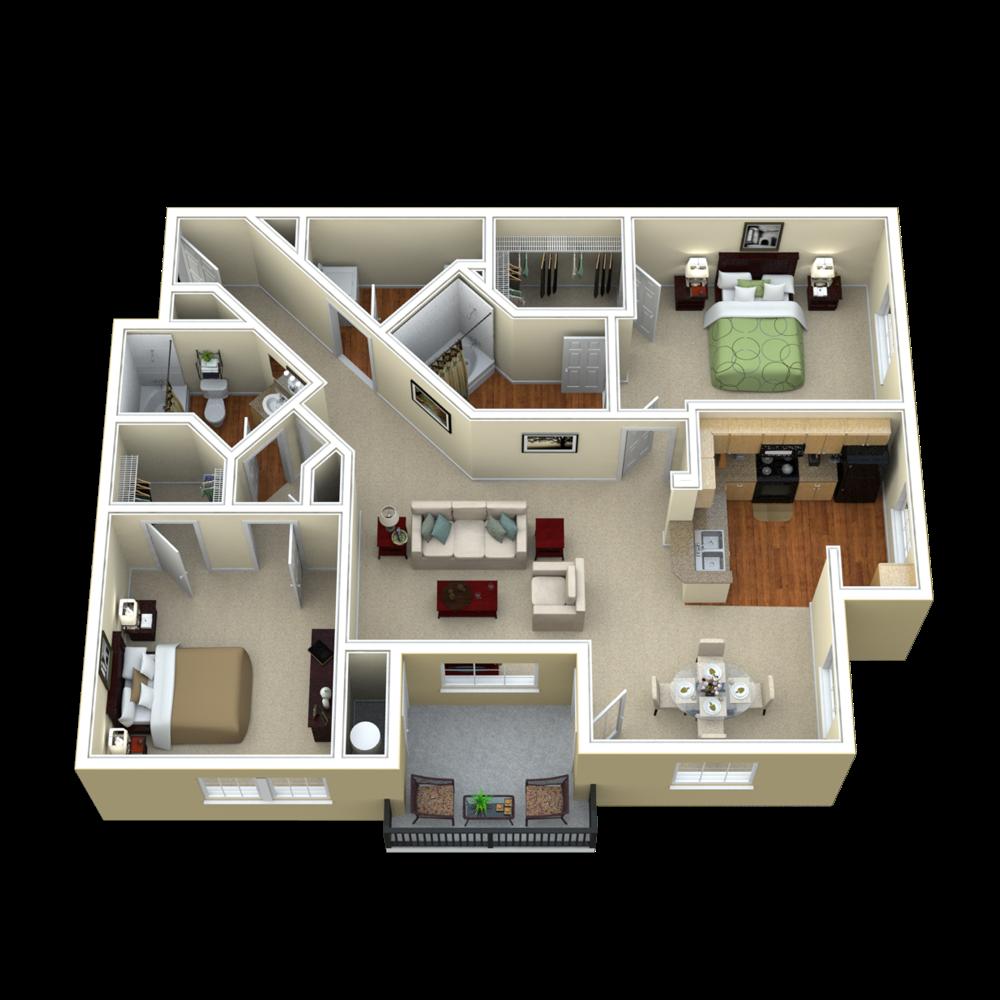 B2C Floor Plan 13