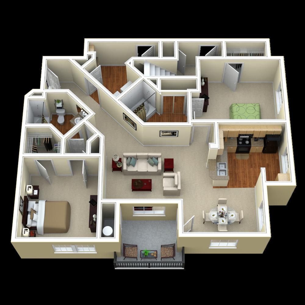 B2H Floor Plan 14