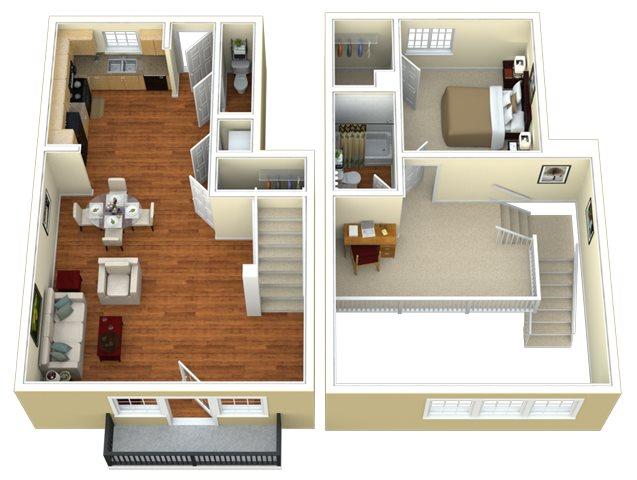 T2 Floor Plan 8
