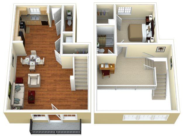 T3 Floor Plan 9