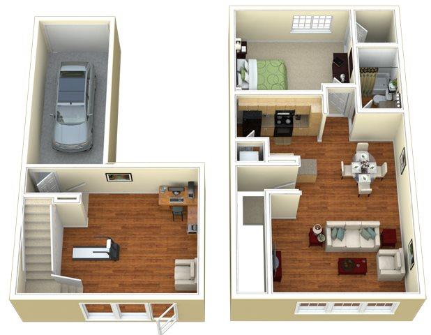 W3 Floor Plan 5