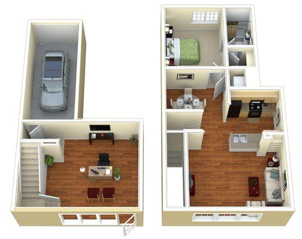 W4 Floor Plan 6