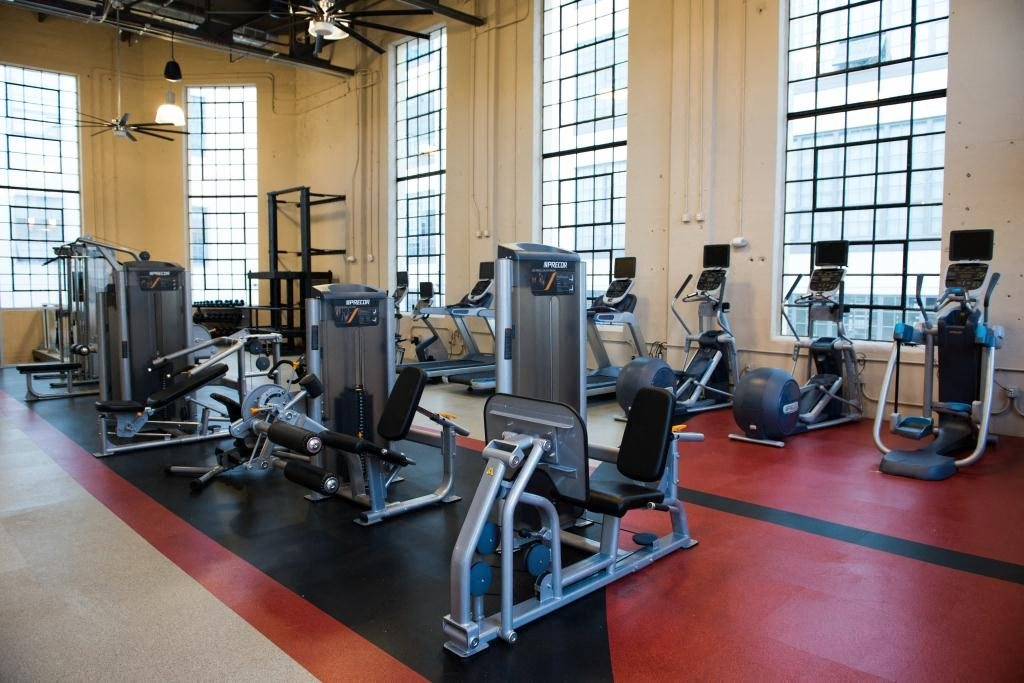 Fitness Center, Amenities, Plant 64
