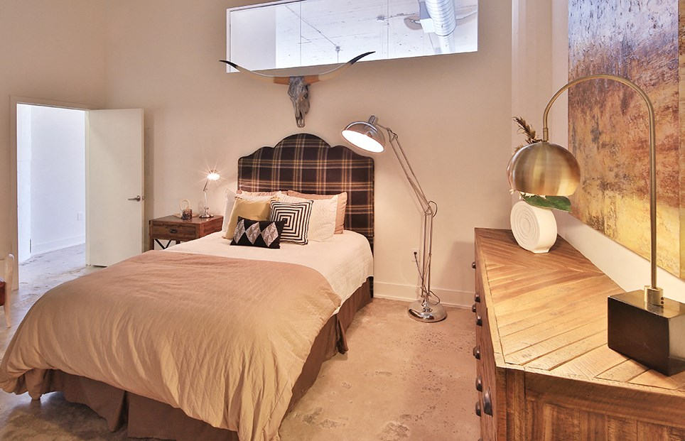 Plant 64, Luxury Bedroom, Winston Salem
