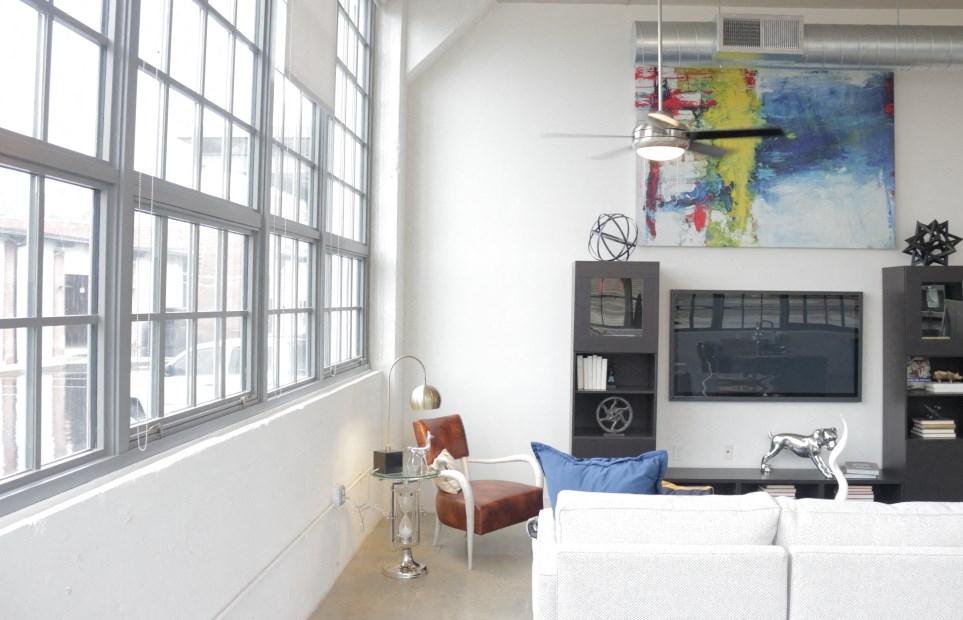Plant 64, Loft Style Apartments, WInston Salem