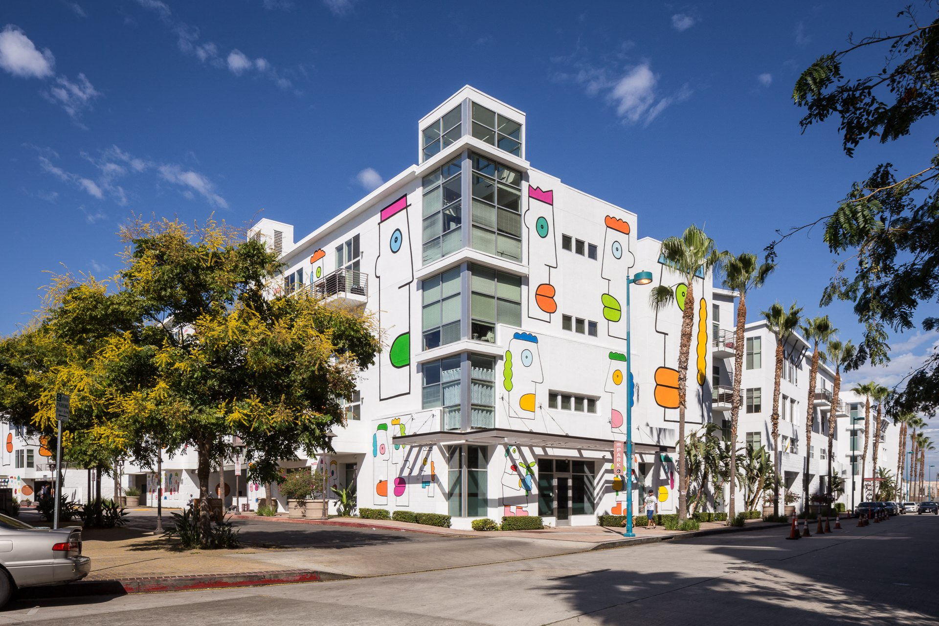 Lofts at NoHo Commons Apartments in North Hollywood, Los Angeles, CA