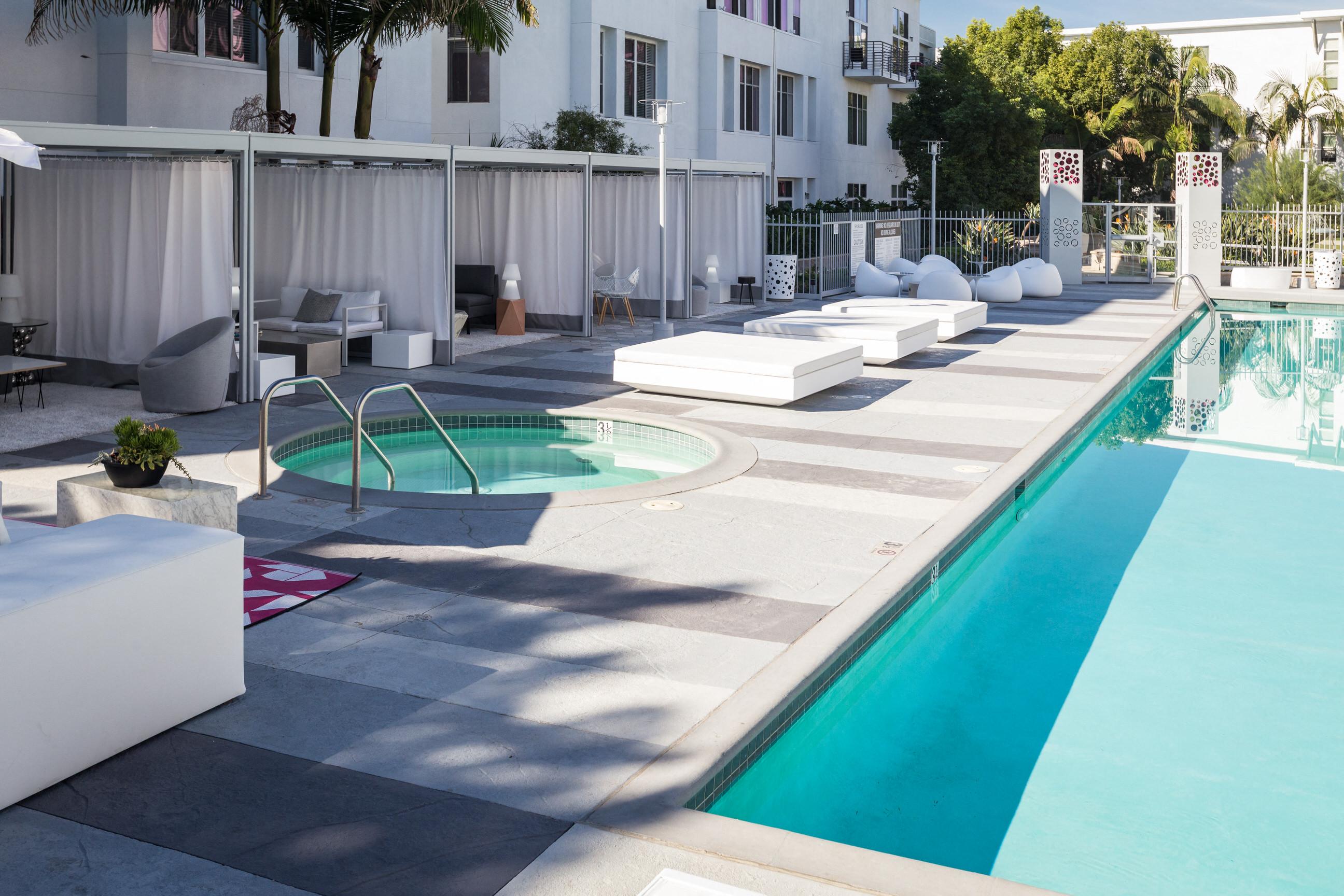 Lofts at NoHo Commons Apartments in North Hollywood, Los Angeles, CA