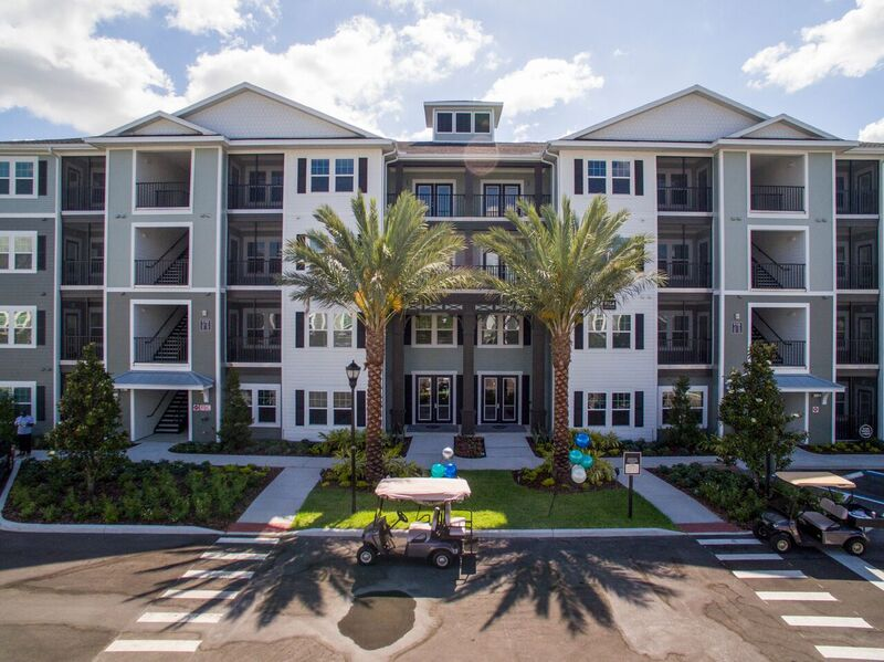 Clubhouse & Alta at Magnolia Park Apartments 9104 Canopy Oak Lane Riverview ...