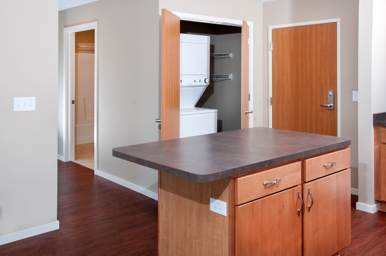 In-Unit Waster and Dryer in Apartment in Carver Minnesota