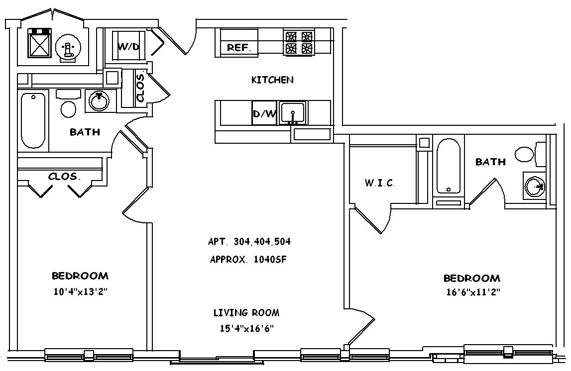 The Master Floor Plan 6