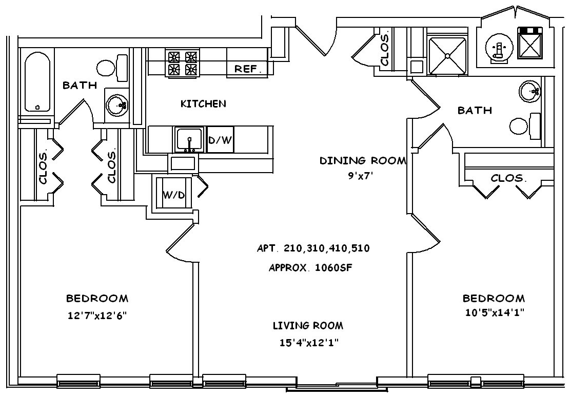 The Standard Floor Plan 5