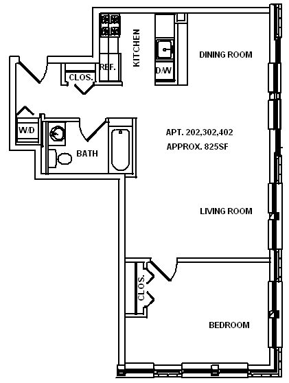 The Standard Floor Plan 10