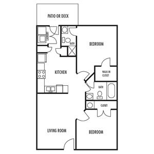 Forest Ridge Apartments, 110 Ridge Mill Circle, Lexington, NC ...