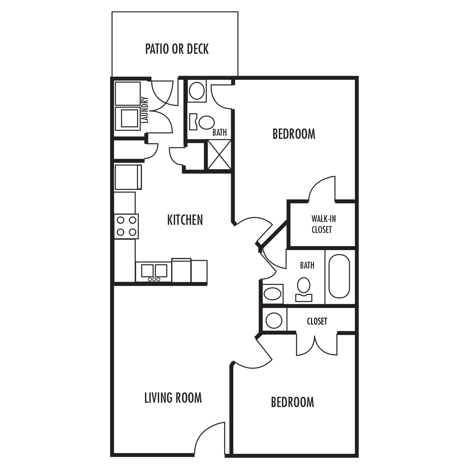 Floor Plans Of The Village At Brierfield In Charlotte Nc