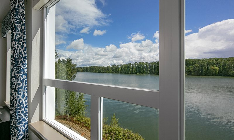 River Views in Select Homes, Sanctuary in Portland, OR 97239