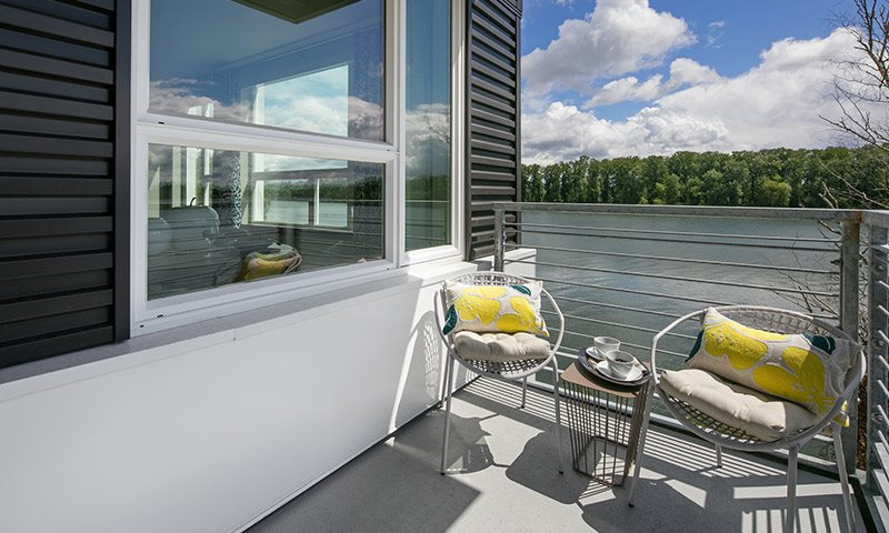 Patios in Select Homes, Sanctuary in Portland, OR 97239