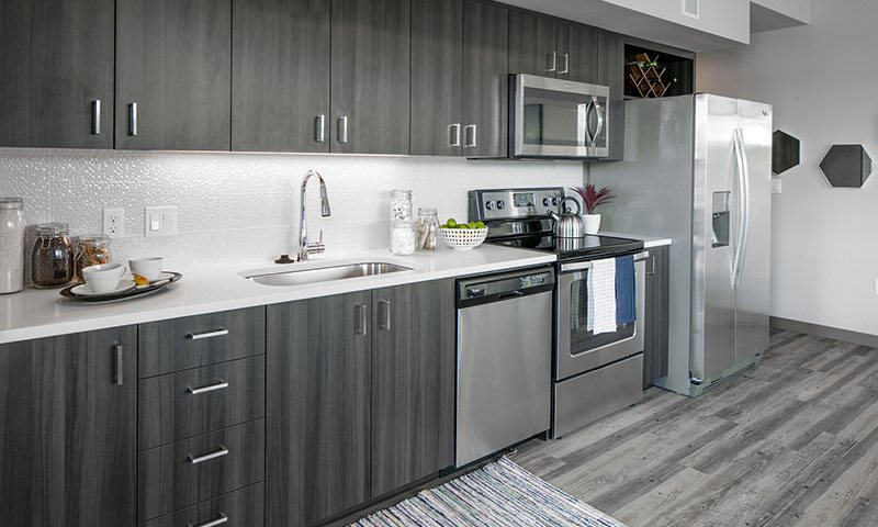 Kitchens with Stainless Steel Appliances, Sanctuary in Portland, OR 97239