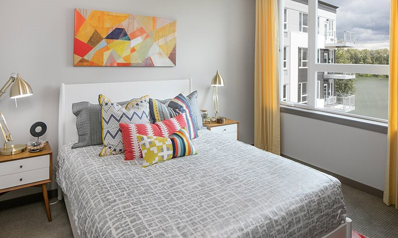 Spacious Bedrooms with Large Windows, Sanctuary in Portland, OR 97239