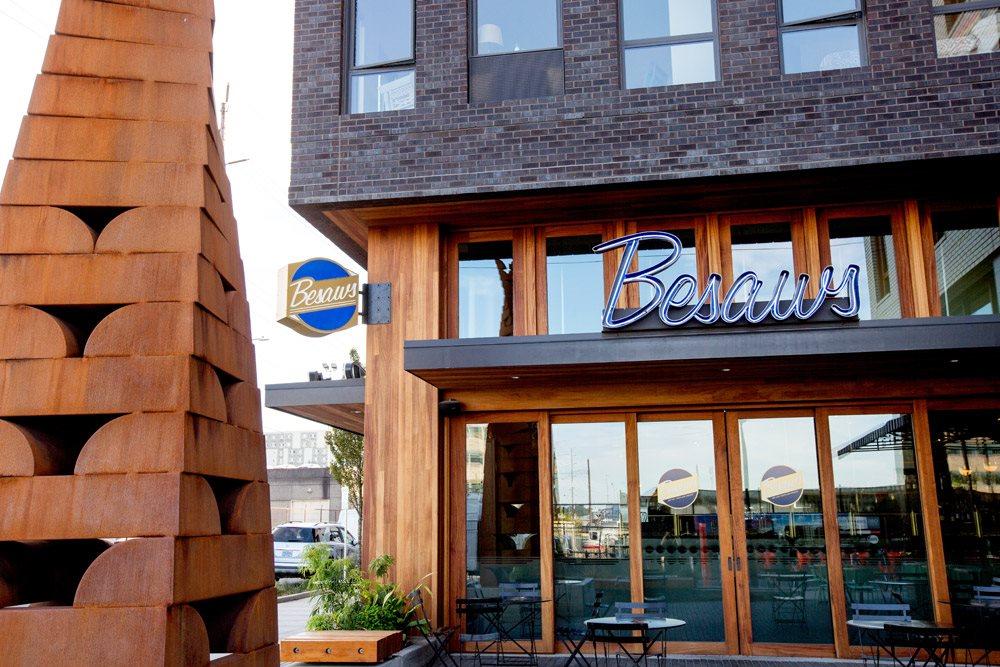 Besaws Breakfast Bar Close by  Bridgetown Lofts, 97209