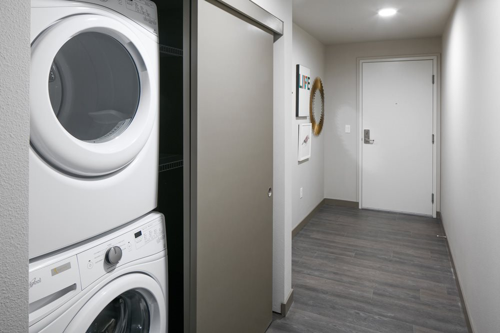 Washer and Dryer at Bridgetown Lofts, Portland, OR 97209