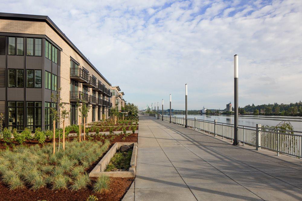 River Views at Bridgetown Lofts, Portland