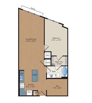 Modera Avenir Place Floor Plan