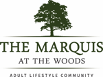 The Marquis at the Woods Property Logo 0