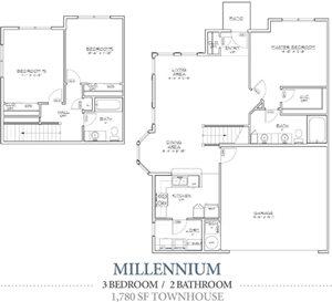 Millennium - Townhouse