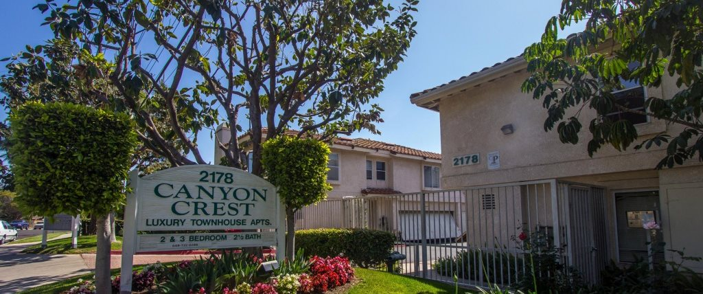 Canyon Crest Townhomes | Apartments in Costa Mesa, CA