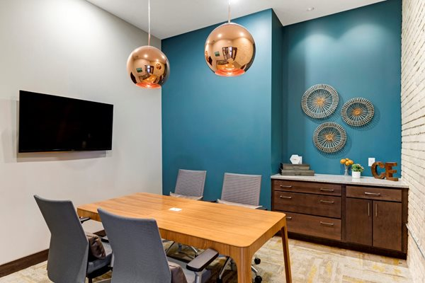Meeting Room in Flats at C&E Living, St Paul, 55114