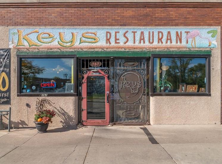 Close by Restaurants at C&E Living, Minnesota