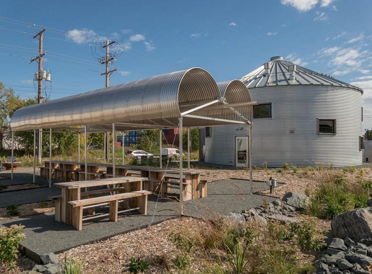 Recycling Plant at C&E Living, St Paul, Minnesota