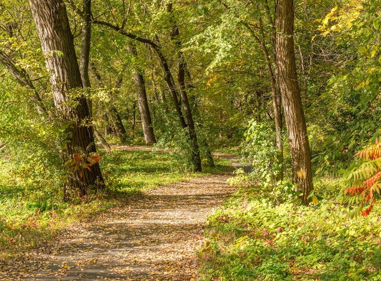 Jogging Trails at C&E Living, St Paul, 55114