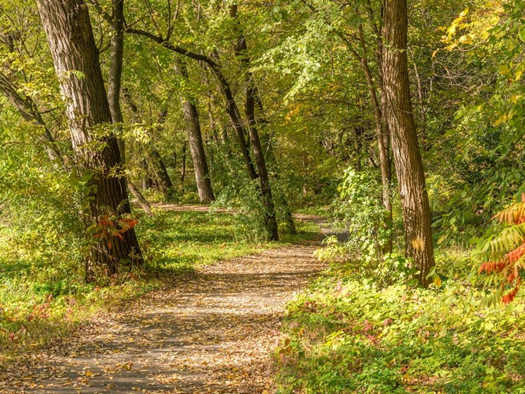Jogging Trails at C&E Living, St Paul, 55114