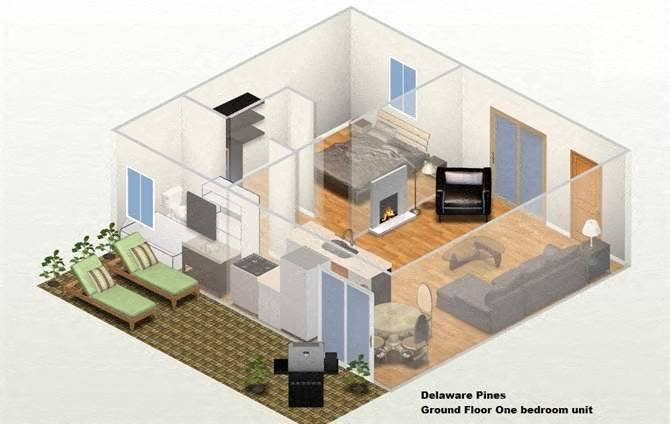 Floor plans of delaware pines apartments in huntington - 1 bedroom apartments in huntington beach ca ...