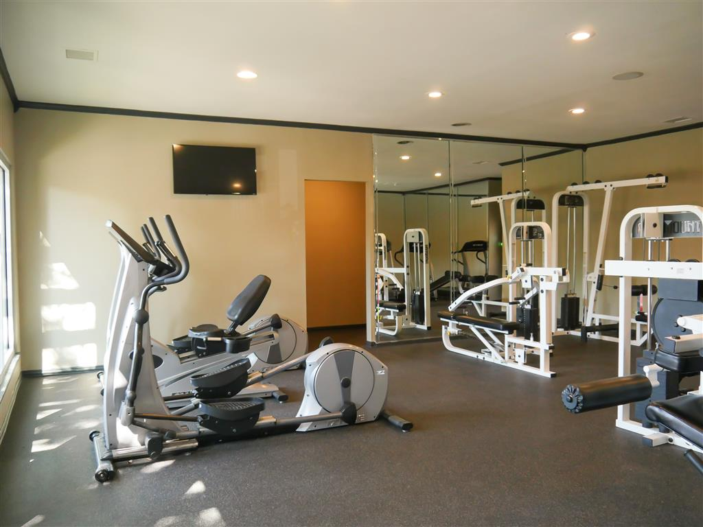 Fitness Center with updated equipment_Trails of Towne Lake,Texas,75061